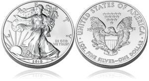 Estados Unidos American Silver Eagle