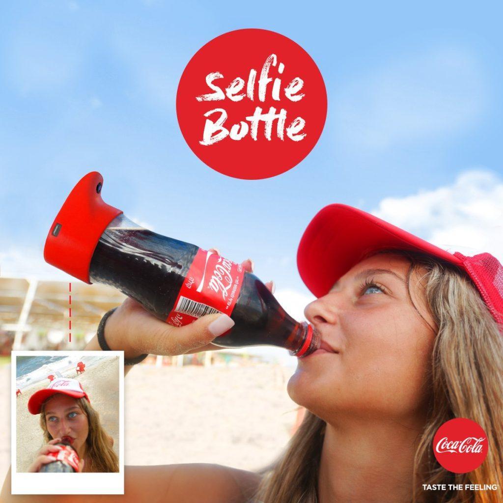 CocaCola Selfie