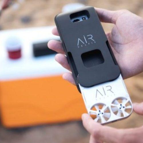 El mini dron de selfies ya ha llegado