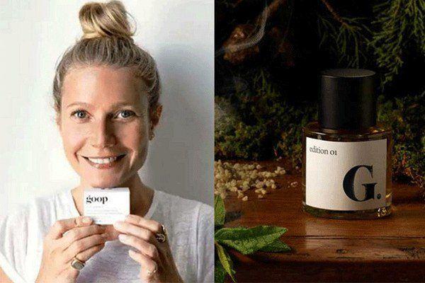 Gwyneth Paltrow lanza su primer perfume