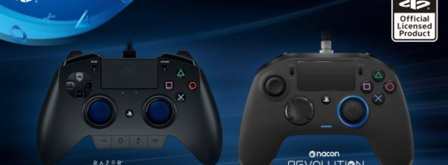La PS4 tiene nuevo mandos y tienen similitudes con los de Xbox One