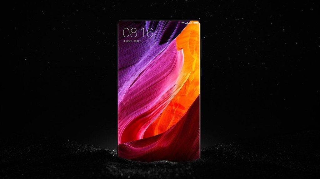 Xiaomi Mi Mix anuncio