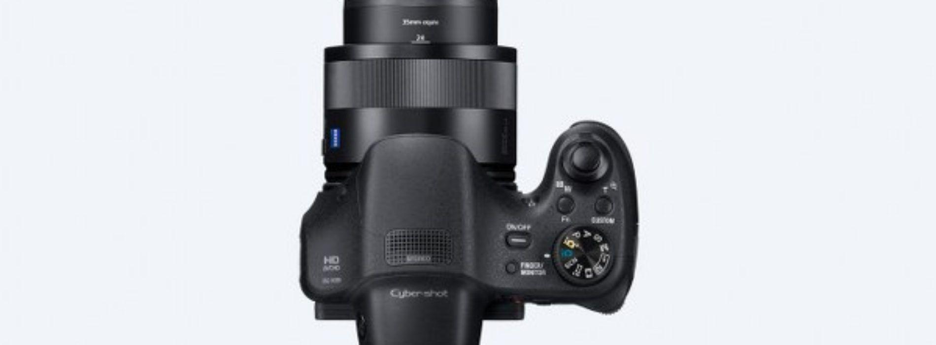 Sony apuesta por un nuevo zoom de 50 aumentos