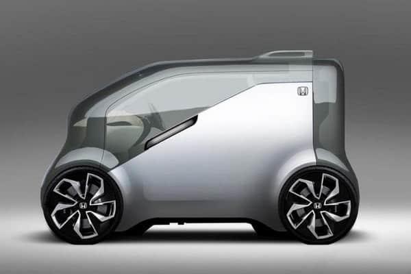 El primer automóvil eléctrico de Honda