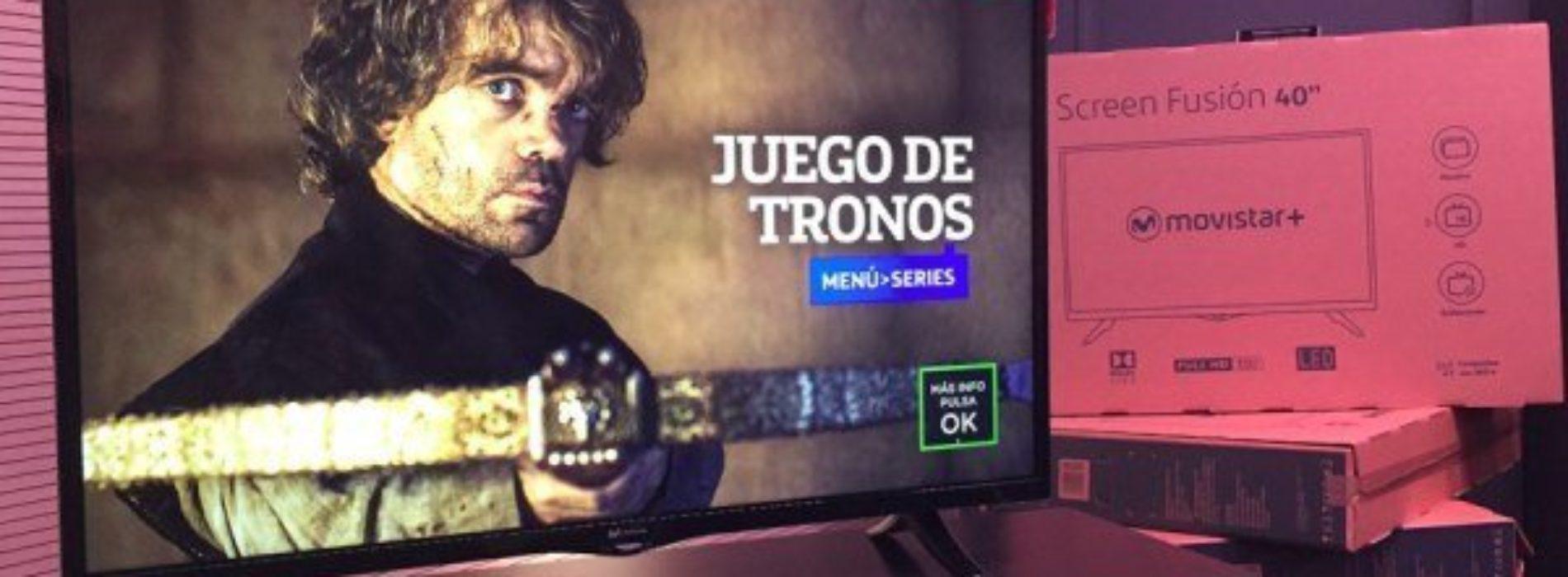 Screen Fusion TV con decodificador incorporado