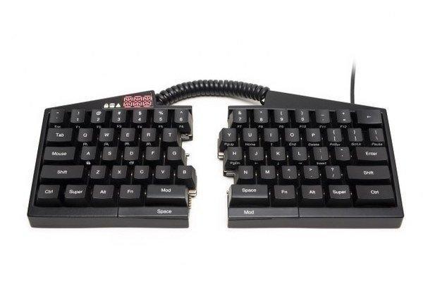 Ultimate Hacking Keyboard, el mejor teclado para programadores y escritores 2