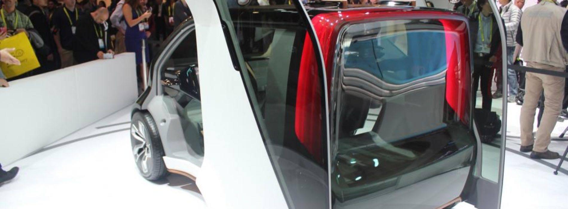 El primer automóvil autónomo y eléctrico de Honda