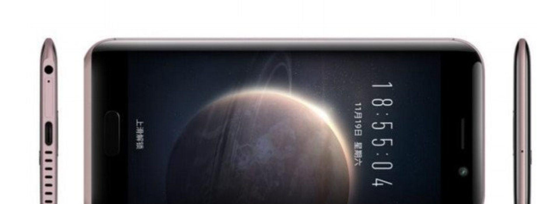 Honor Magic apuesta por un diseño lleno de curvas en su dispositivo con doble cámara