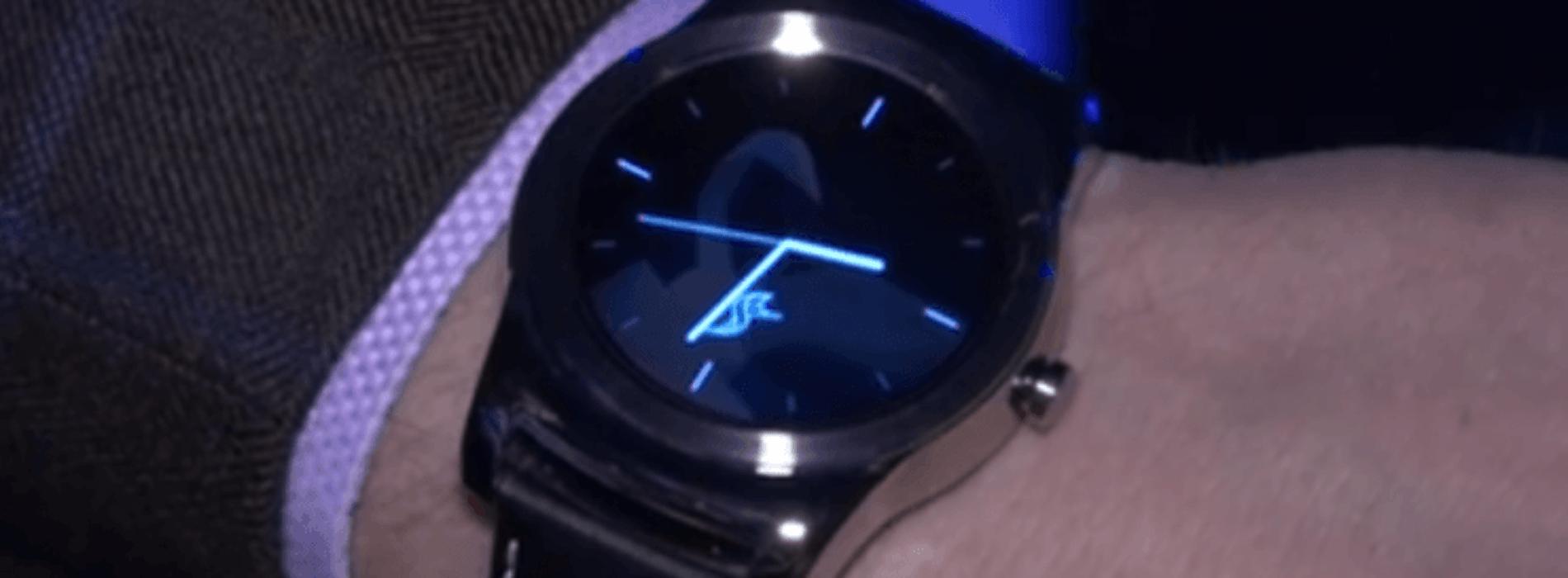 Jolla experimenta con los relojes inteligentes
