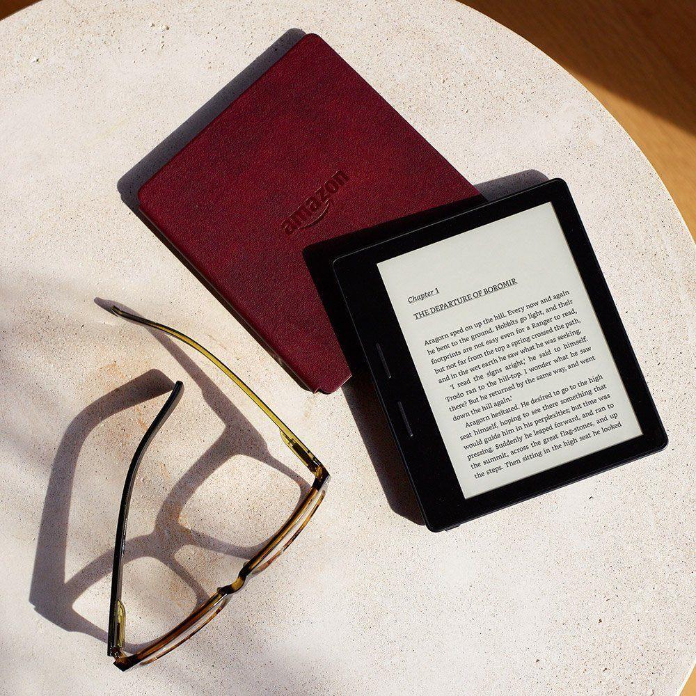 Kindle Oasis y funda
