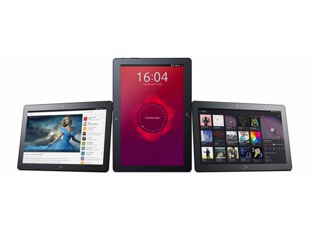 Aquaris M10 Ubuntu