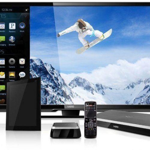 Google y Vizio reinventan la TV