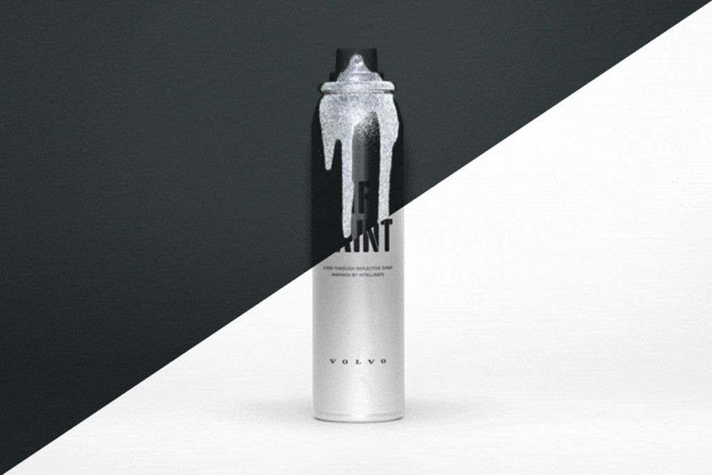 Spray Volvo Lifepaint