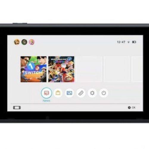 Nintendo nos revela los detalles técnicos del Switch