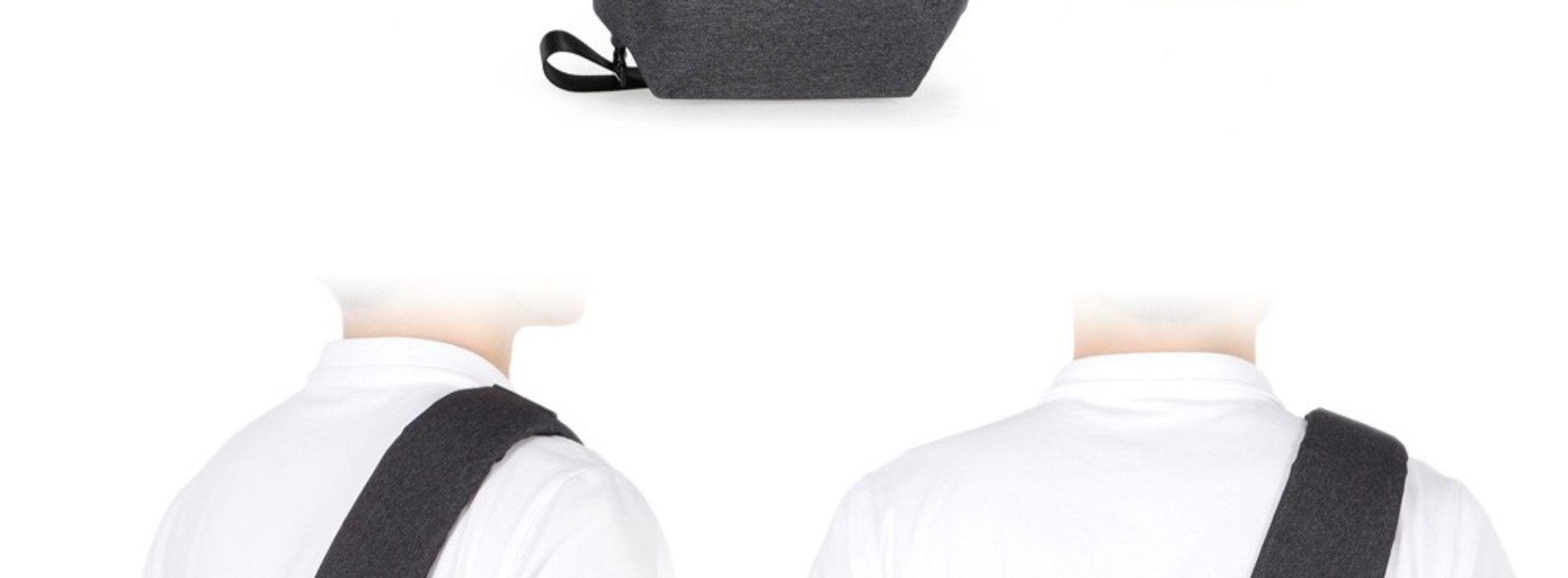 Mochila para portátil Xiaomi Slim Bag a mitad de precio