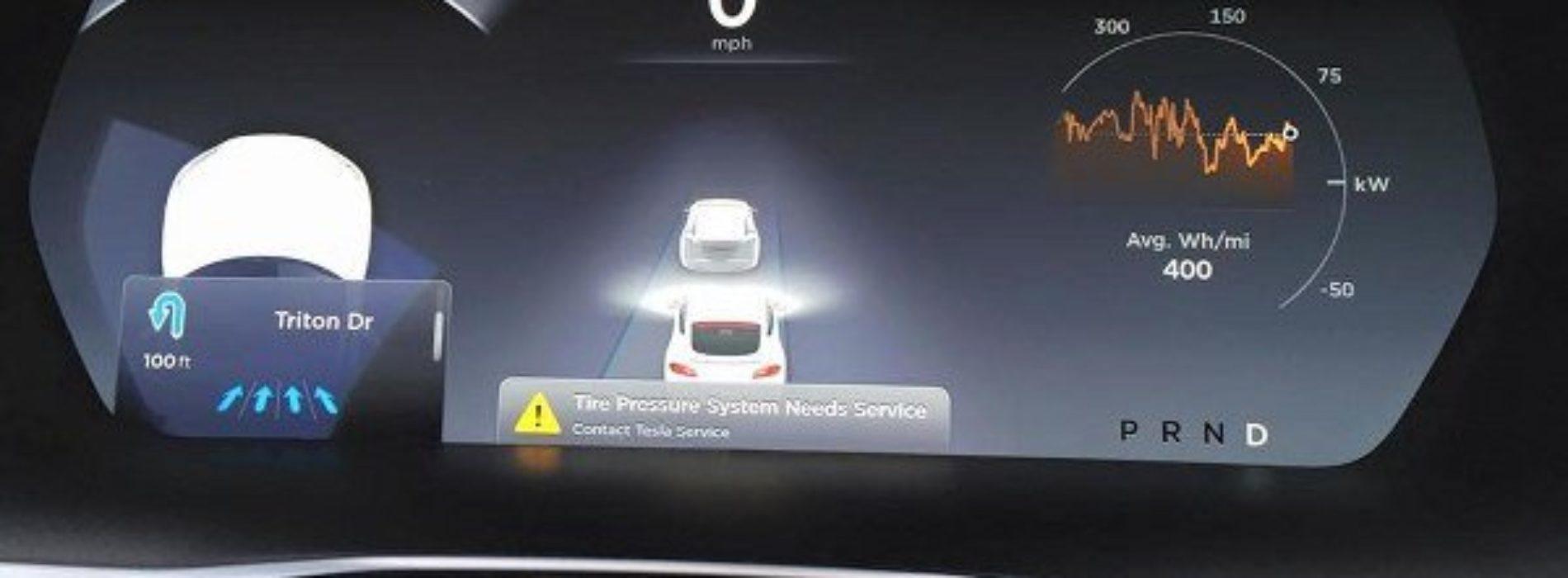 El Tesla con Autopilot nos muestra cómo será el coche autónomo