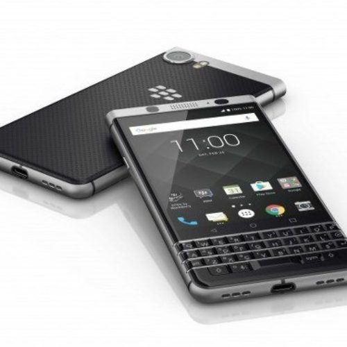 BlackBerry KEYone con Android y teclado físico