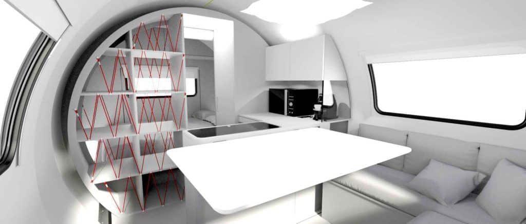 BeauEr 3X Interior