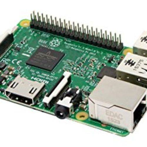 Raspberry Pi 3 Modelo B – Placa base (1.2 GHz Quad-core ARM Cortex-A53, 1GB RAM, USB 2.0)