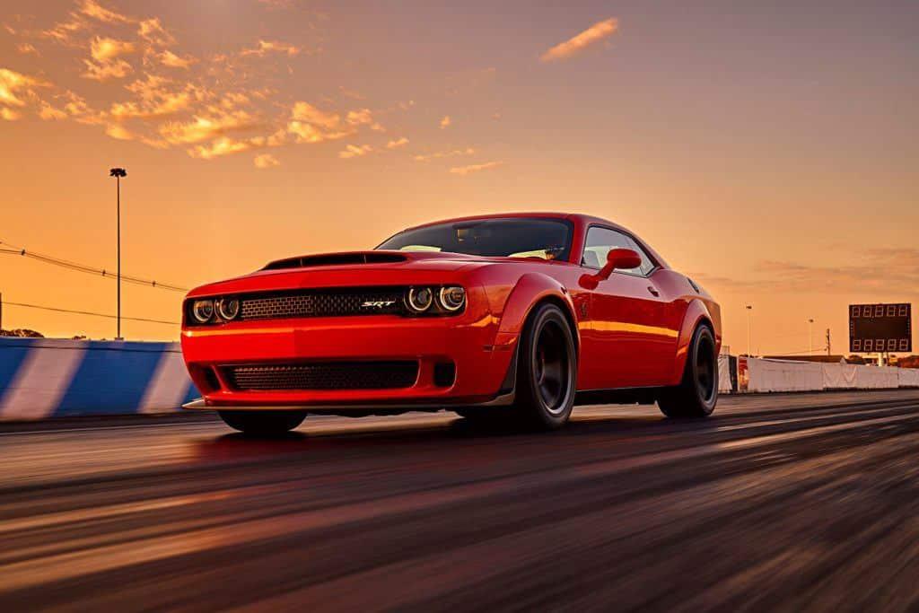 Dodge Challenger SRT Demon 4