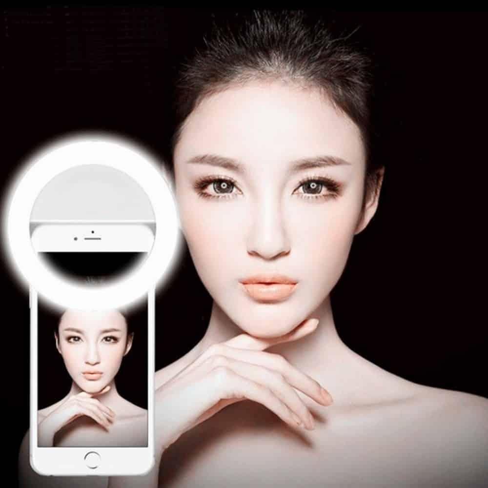 Luz led para el móvil