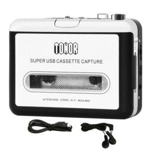 Convertidor cassettes USB
