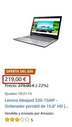 Lenovo Ideapad 320, nadie ofrece tanto por tan poco 1