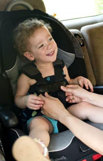 Seguridad sillas bebé