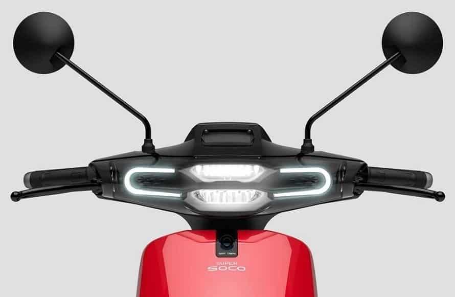 Xiaomi lanza Super Soco, una moto eléctrica con 120 km de autonomía por 630€ 2