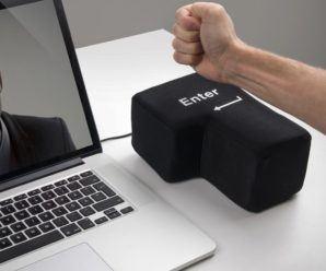 Botón gigante antiestrés