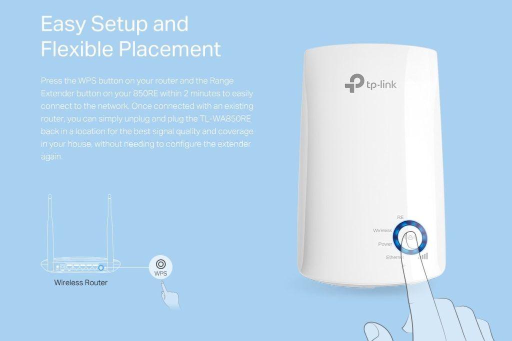 TP-Link 300n configuración