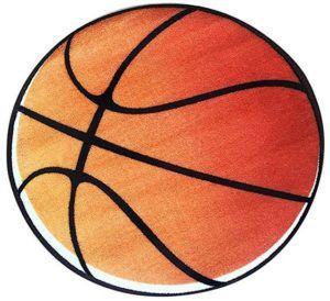 Alfombra pelota de baloncesto