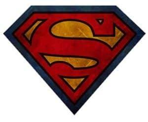 Alfombra Superman