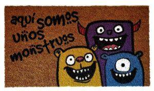 Aqui somos unos monstruos