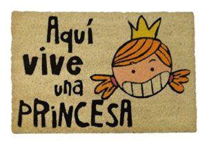 Aqui vive una princesa
