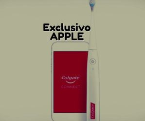 El exclusivo cepillo de dientes de Apple - Colgate E1