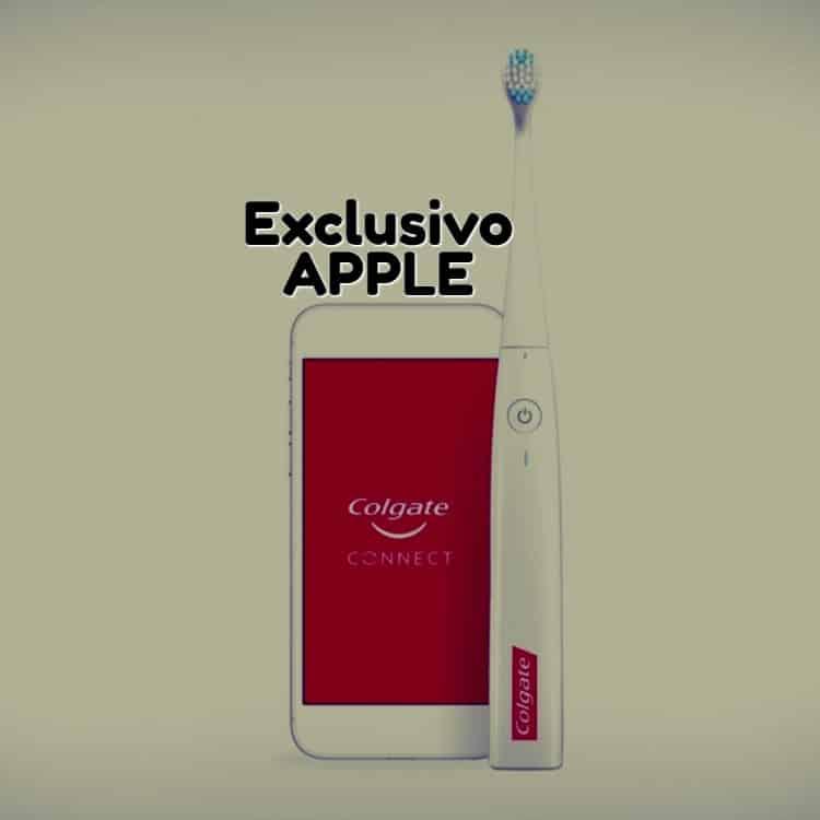 El exclusivo cepillo de dientes de Apple - Colgate E1