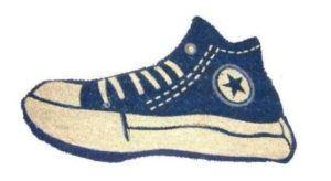 Felpudo Converse