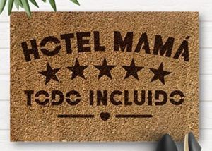Felpudo hotel mama