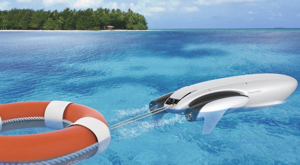 Power Dolphin Salvamento