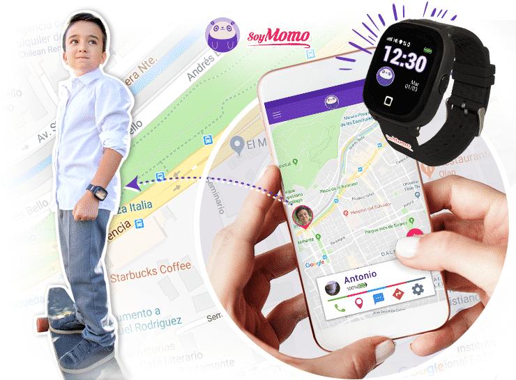 GPS Soymomo