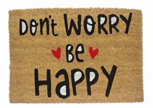Don´t worry be happy