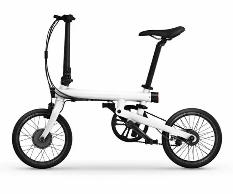 Qicycle blanca