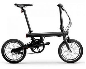 Qicycle, la bicicleta eléctrica y plegable de Xiaomi 1