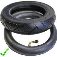 Neumático con cámara patinete eléctrico