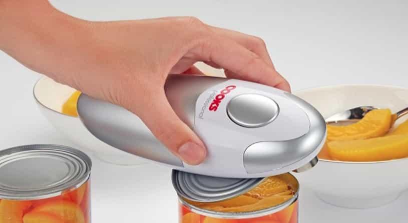 7 Ventajas de usar una abrelatas eléctrico 1