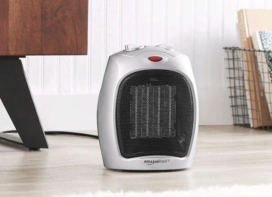 Calefactor de bajo consumo