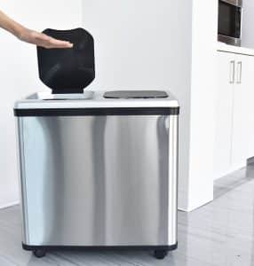 Elegir un buen cubo de basura es todo un arte 1