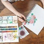 Aprende a pintar con acuarelas
