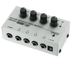 Amplificador de auriculares